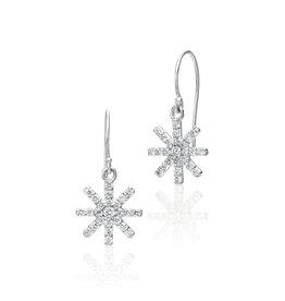 Misahara Starburst Earrings