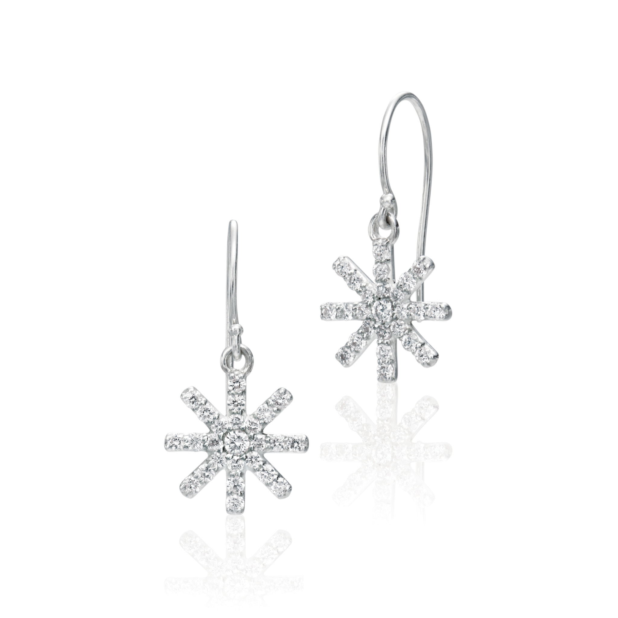 Misahara Starburst Earrings
