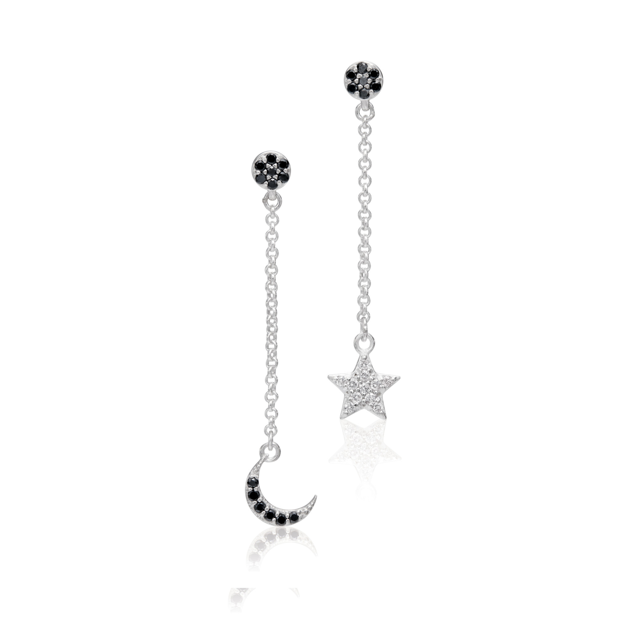 Misahara Night Sky Earrings
