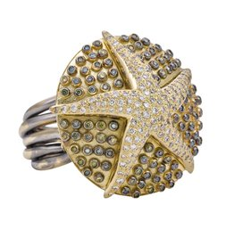 Misahara Starfish Ring