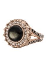 Misahara Crown Ring