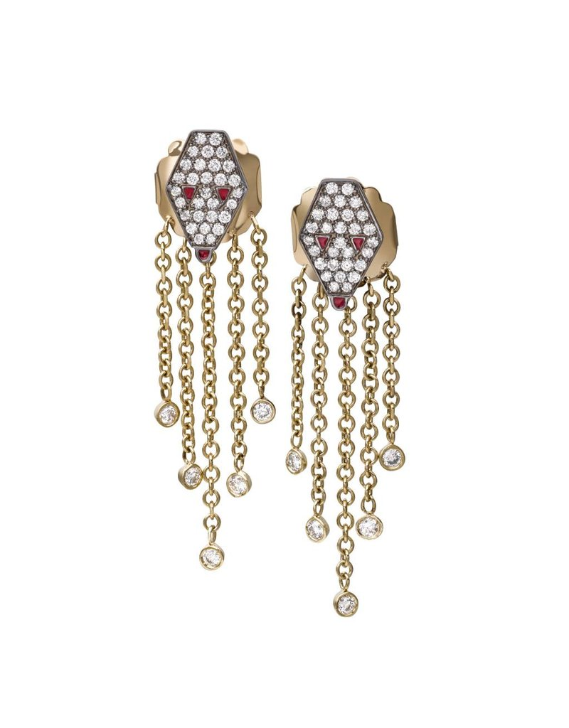 Misahara Drina Drops Earrings