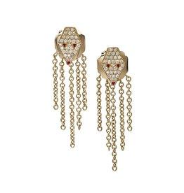 Misahara Drina Waterfall Earrings