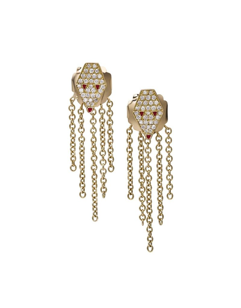 Misahara Drina Waterfall Earrings