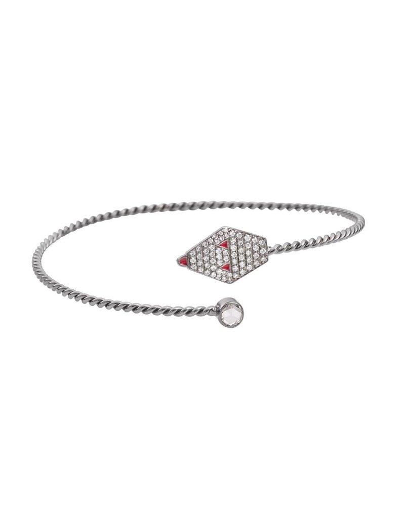Misahara Drina Coil Bracelet