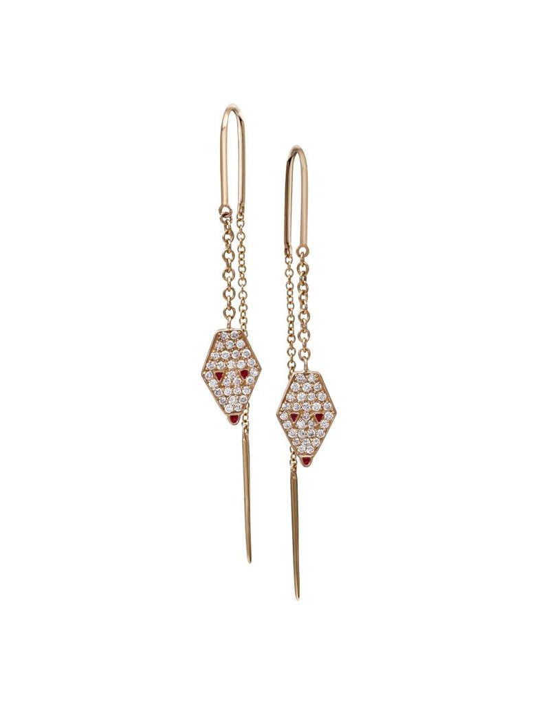 Misahara Drina Flow Earrings