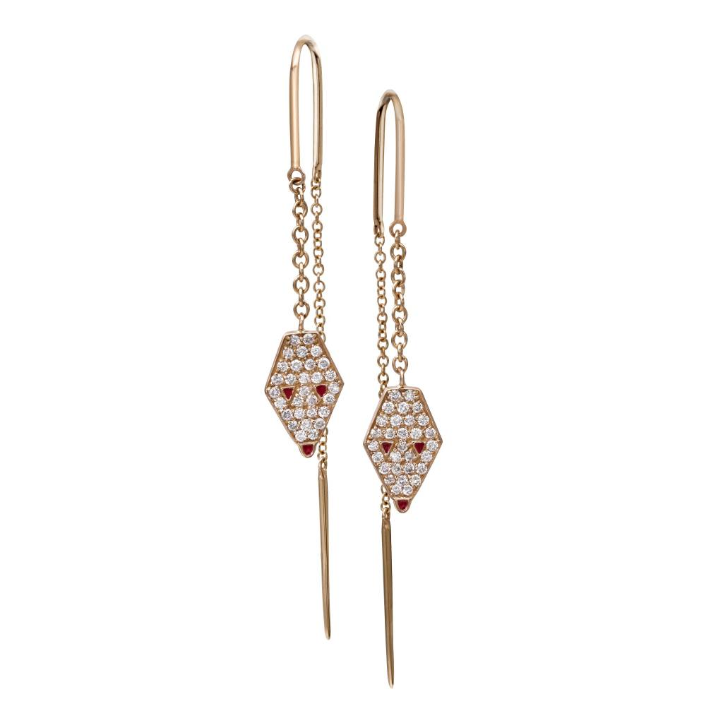 Misahara Drina Flow Earrings
