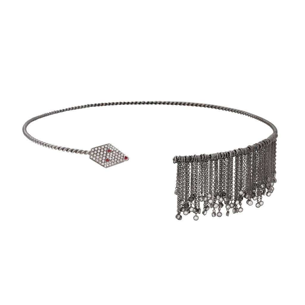Drina Drops Necklace