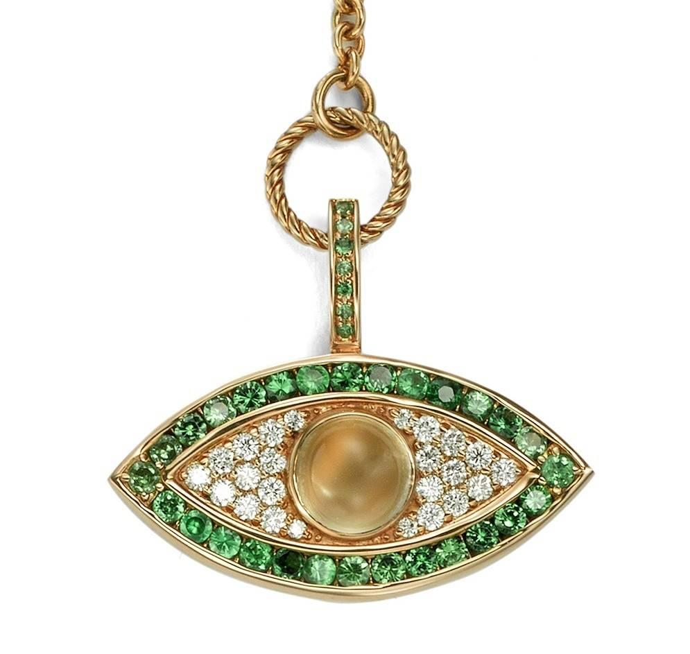 Misahara SaharA Eye Pendant