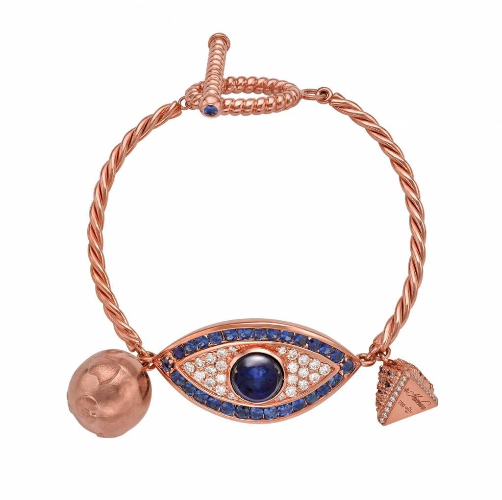 Misahara SaharA Eye Bracelet