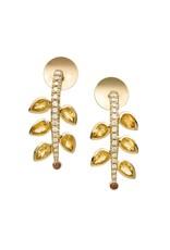 Misahara Weeping Willows Earrings
