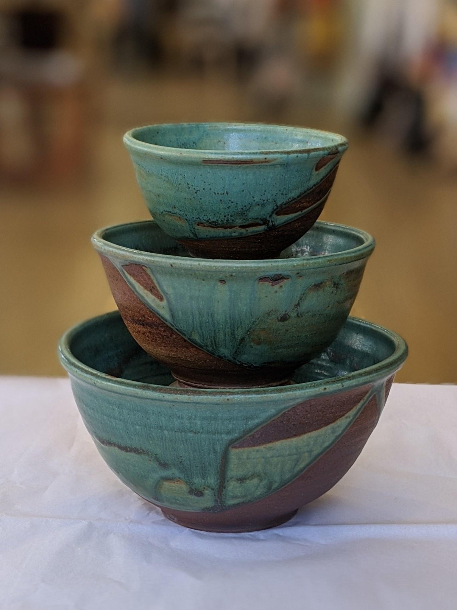 Jennie Blair Pottery Jennie Blair - Bowls