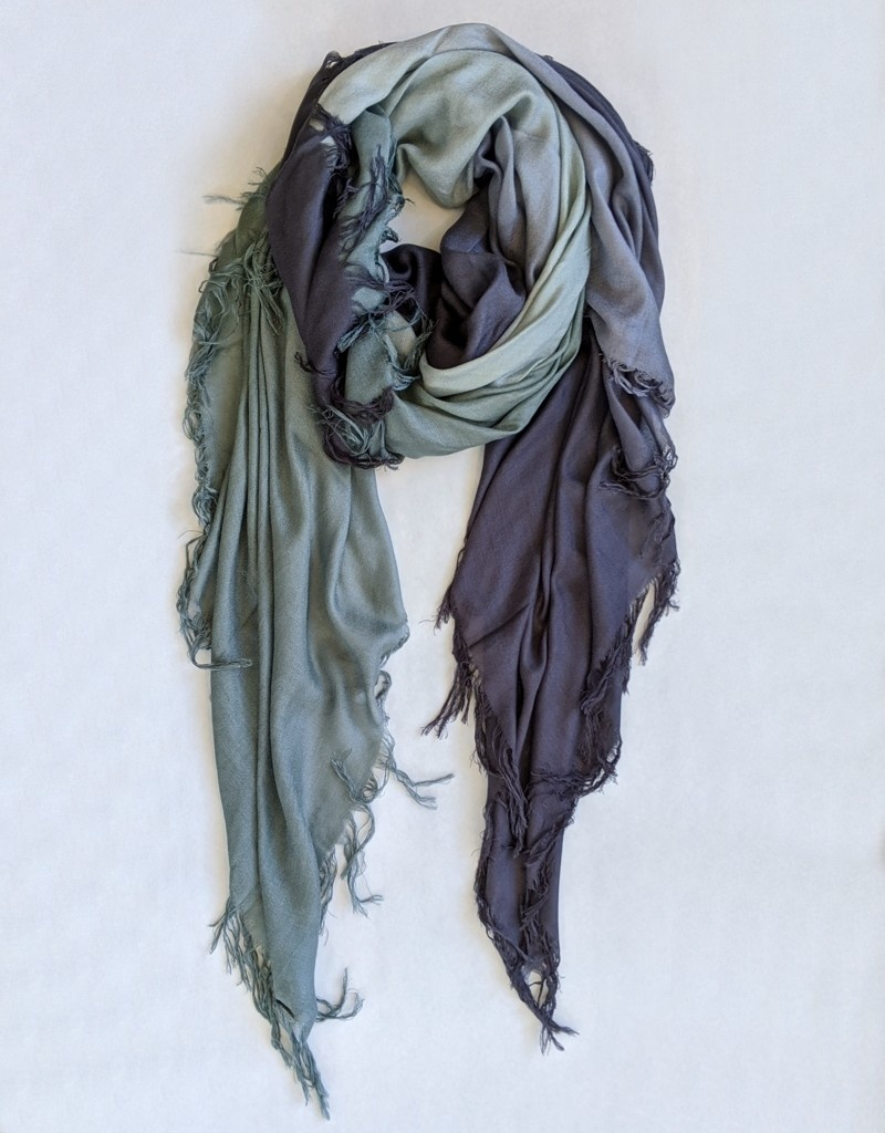 Blue Pacific Blue Pacific Scarves - Tissue