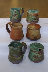 Jennie Blair Pottery Jennie Blair - Pitchers/ Tea Pots/ Creamers