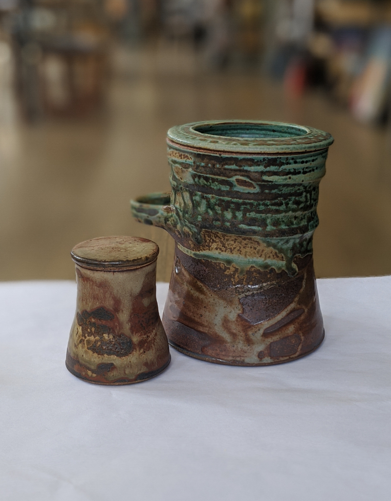 Jennie Blair Pottery Jennie Blair - Jars