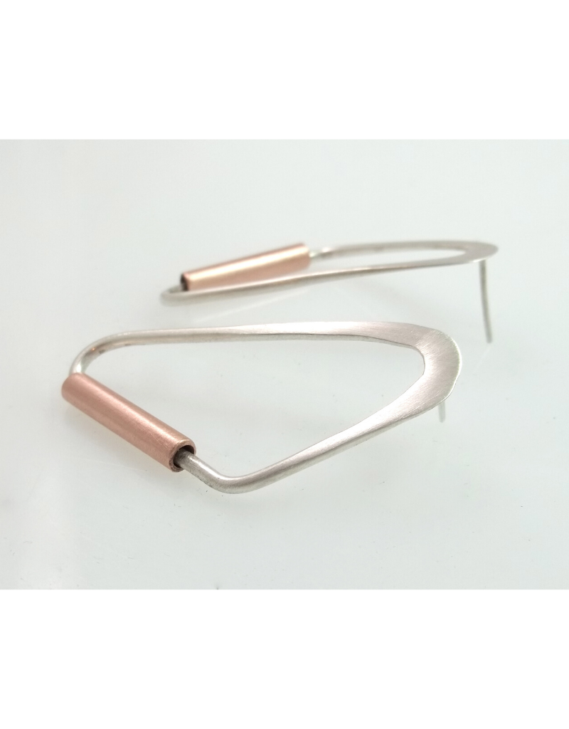 Grace Hogan Jewelry Grace Hogan Earrings - Silver Studs and Posts