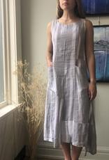 Inizio: French Linen Inizio Dresses