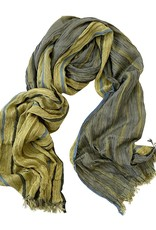 Marigold Row (Pavo- Neeru Kumar Scarves) Marigold Row - Scarves