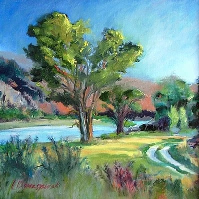 Loretta Domaszewski Loretta Domaszewski Paintings