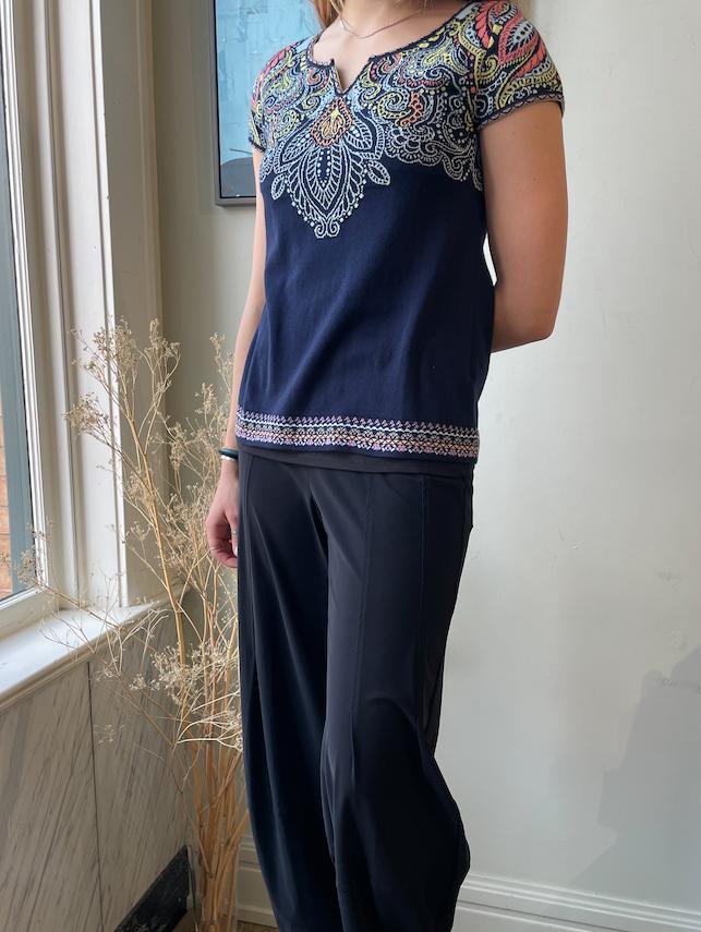 IVKO Women IVKO Intarsia Pullover