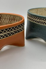Stephanie Arehart Ceramics StephanieA-Ceramic Planter