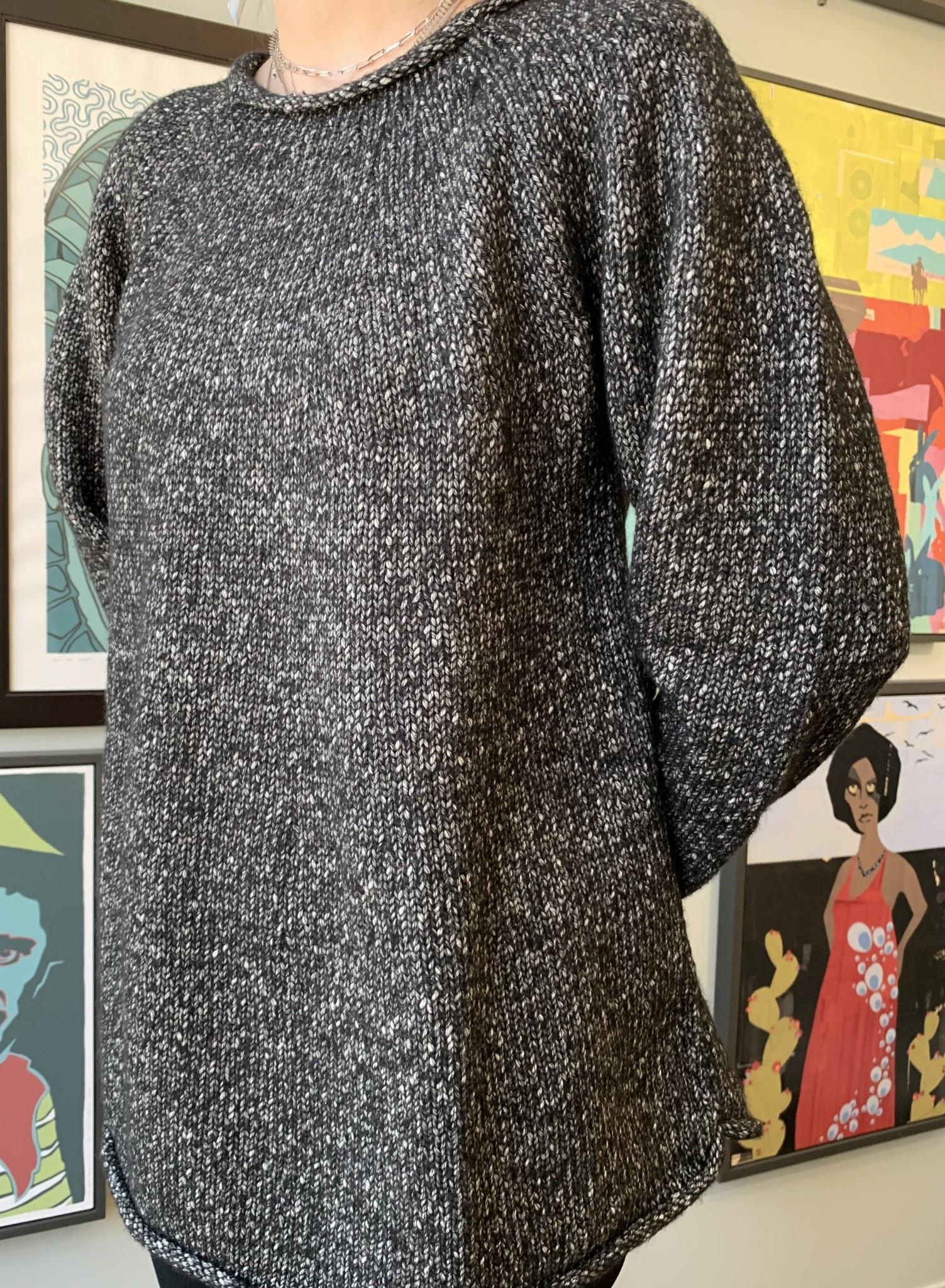 Masai Masai-Top- Sweater- Marled knit- Furaka