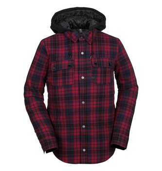 VOLCOM FIELD INS FLANNEL
