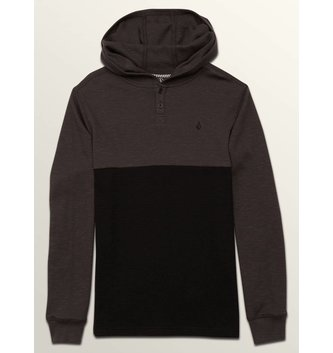 VOLCOM MURPHY THERMAL ASPHALT BLACK