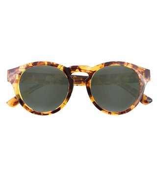 SKYLINE SUNGLASS TORTOISE CRYSTAL (GREEN)