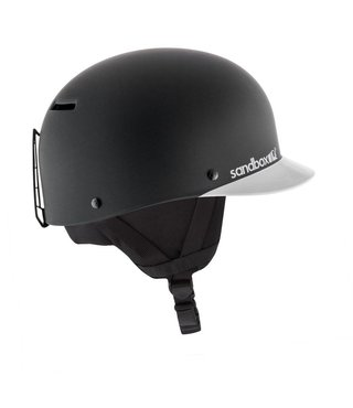 CLASSIC 2.0 SNOW HELMET BLACK TEAM (MATTE)