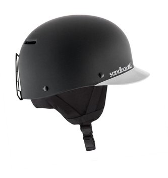SANDBOX CLASSIC 2.0 SNOW HELMET BLACK TEAM (MATTE)