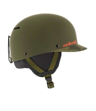 CLASSIC 2.0 SNOW HELMET JUNGLE CAMO (MATTE)