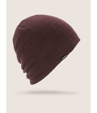 WOOLCOTT BEANIE BLACK RED