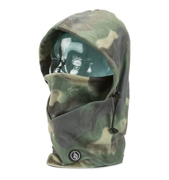VOLCOM TRAVELIN HOOD THINGY CAMOUFLAGE