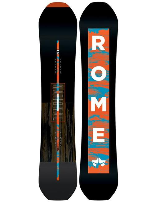 ROME SNOWBOARDS 2019 NATIONAL