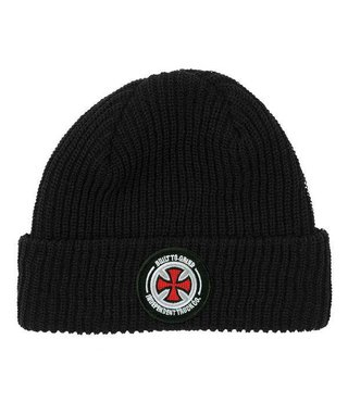 INDEPENDENT BEANIE BTG PATCH
