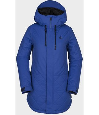 WINROSE INS JACKET ELECTRIC BLUE