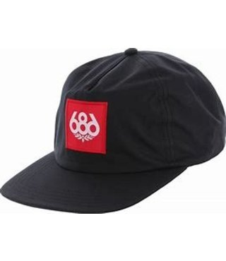 KNOCKOUT SNAPBACK HAT