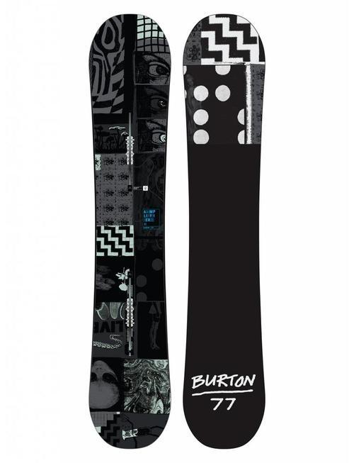 BURTON SNOWBOARDS AMPLIFIER