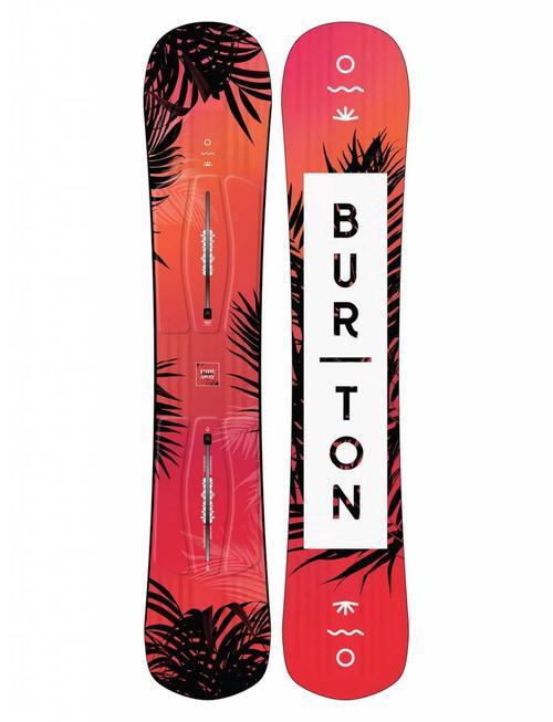 BURTON SNOWBOARDS HIDEAWAY
