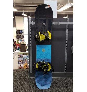 BURTON SNOWBOARDS ROLE MODEL W/ CADET