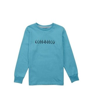 STONE CYCLE LS T YTH BLUE BIRD