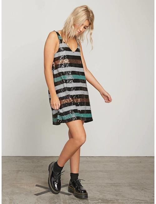VOLCOM SEEK WHENCE DRESS