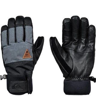 SQUAD GLOVE BLK MD