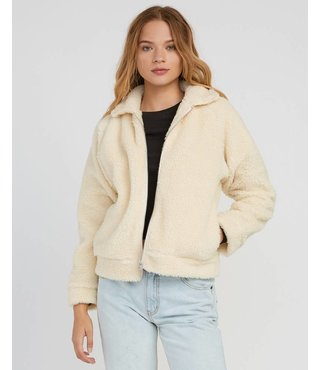 TED SHERPA ZIP