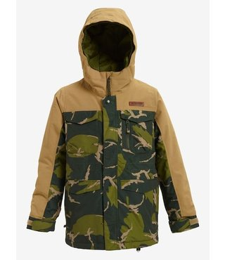 BOYS COVERT JACKET