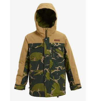 BURTON SNOWBOARDS BOYS COVERT JACKET