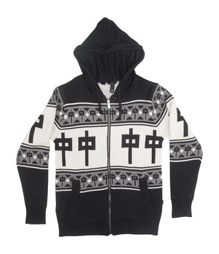 RDS ZIP SWEATER TENDI