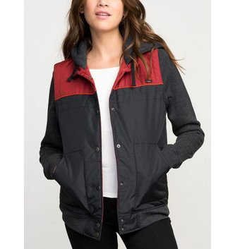 RVCA Former Colorblocked Jacket