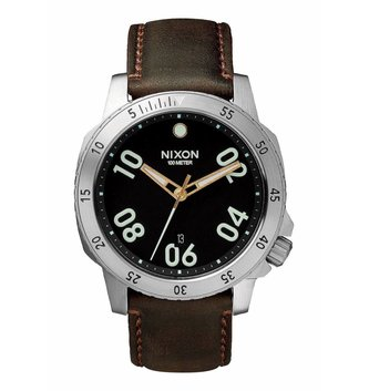 NIXON WATCHES RANGER LEATHER